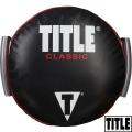 Щит для комбинированных ударов TITLE Classic Round Punch Shield