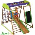 Спортивный детский уголок SportBaby Карамелька