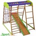 Спортивный детский уголок SportBaby Карамелька Мини