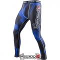 Компрессионные штаны HAYABUSA Metaru 47 Silver Pants