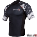 Компрессионная футболка HAYABUSA Tech Falcon Rashguard Shortslee