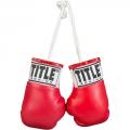 Сувенирные боксерские перчатки TITLE TB-8599