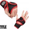 Бинты-перчатки с утяжелителями TITLE Deluxe Weighted Gloves