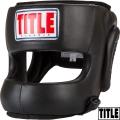 Боксерский шлем TITLE Classic TB-5113