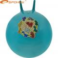 Мяч попрыгунчик Фитбол с рожками 60 см SPOKEY 836940