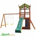 Детский игровой комплекс SportBaby Babyland-3
