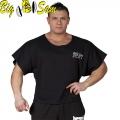 Мужская тренировочная топ-футболка BIG SAM 3036