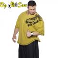 Мужская тренировочная топ-футболка BIG SAM 3070