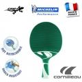 Всепогодная теннисная ракетка CORNILLEAU TACTEO 50 green