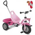 Детский велосипед PUKY CAT 1L Prinzessin Lillifee