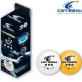 Мячи для настольного тенниса CORNILLEAU COMPETITION ITTF 1X3