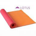 Мат для йоги и пилатес фактурный PRO-FORM LOTUS LYITM13