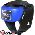 Боксерский шлем RDX Authentic Cow Leather