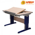 Детский стол MEALUX Boston BD-161 Maple