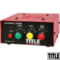 Таймер для бокса и единоборств TITLE Classic Personal Interval
