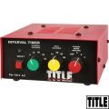 Таймер для бокса и единоборств TITLE CLASSIC TB-i1130