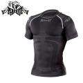 Компрессионная футболка PERESVIT 3D Performance Rush Black