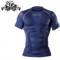 Компрессионная футболка PERESVIT 3D Performance Rush Navy