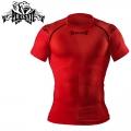 Компрессионная футболка PERESVIT 3D Performance Rush Red
