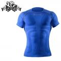Компрессионная футболка PERESVIT 3D Performance Rush Royal