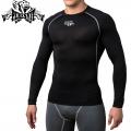 Компрессионная футболка PERESVIT Air Motion Long Sleeve Black