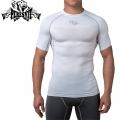 Компрессионная футболка PERESVIT Air Motion Short Sleeve Snow