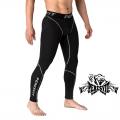 Компрессионные штаны PERESVIT Air Motion Leggins Black