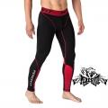 Компрессионные штаны PERESVIT Air Motion Leggins Red