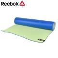 Мат для йоги двухсторонний REEBOK RAYG-11060BLGN