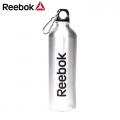 Бутылка для воды REEBOK алюминий RABT-A75ALREBOKC 750 мл