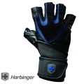 Перчатки для фитнеса HARBINGER Training Grip Leather Gloves