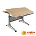 Детский стол MEALUX Miki TH-339