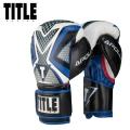 Боксерские перчатки TITLE Boxing Apollo Training Gloves