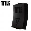 Щит тренировочный TITLE Boxing Black Besiege Body Shield