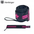 Кистевые бинты на запястье HARBINGER Pink Line пара