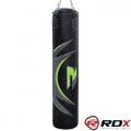 Боксерский мешок RDX LEATHER GREEN