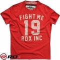 Футболка тренировочная RDX Fight Me 19