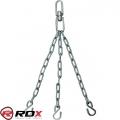 Крепления-цепи для боксерского мешка на 3 кольца RDX С3