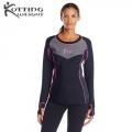 Реглан для сгонки веса женский KUTTING WEIGHT Sauna Shirt 2.0