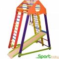 Спортивный детский комплекс для дома SportBaby BambinoWood Color