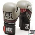 Боксерские перчатки LEONE Doctor Black