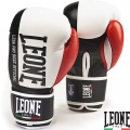 Боксерские перчатки LEONE Contender White