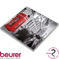 Весы дизайнерские BEURER GS203 London