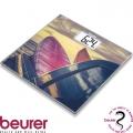 Весы дизайнерские BEURER GS203 Surf