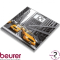 Весы дизайнерские BEURER GS203 New York