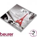 Весы дизайнерские BEURER GS203 Paris