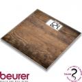 Весы дизайнерские BEURER GS203 Wood