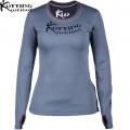 Реглан для сгонки веса женский KUTTING WEIGHT Sauna Shirt 1.0