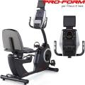 Горизонтальный велотренажер PRO-FORM 325 CSX Recumbent Bike