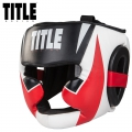Боксерcкий шлем TITLE Boxing Command Full Training Headgear